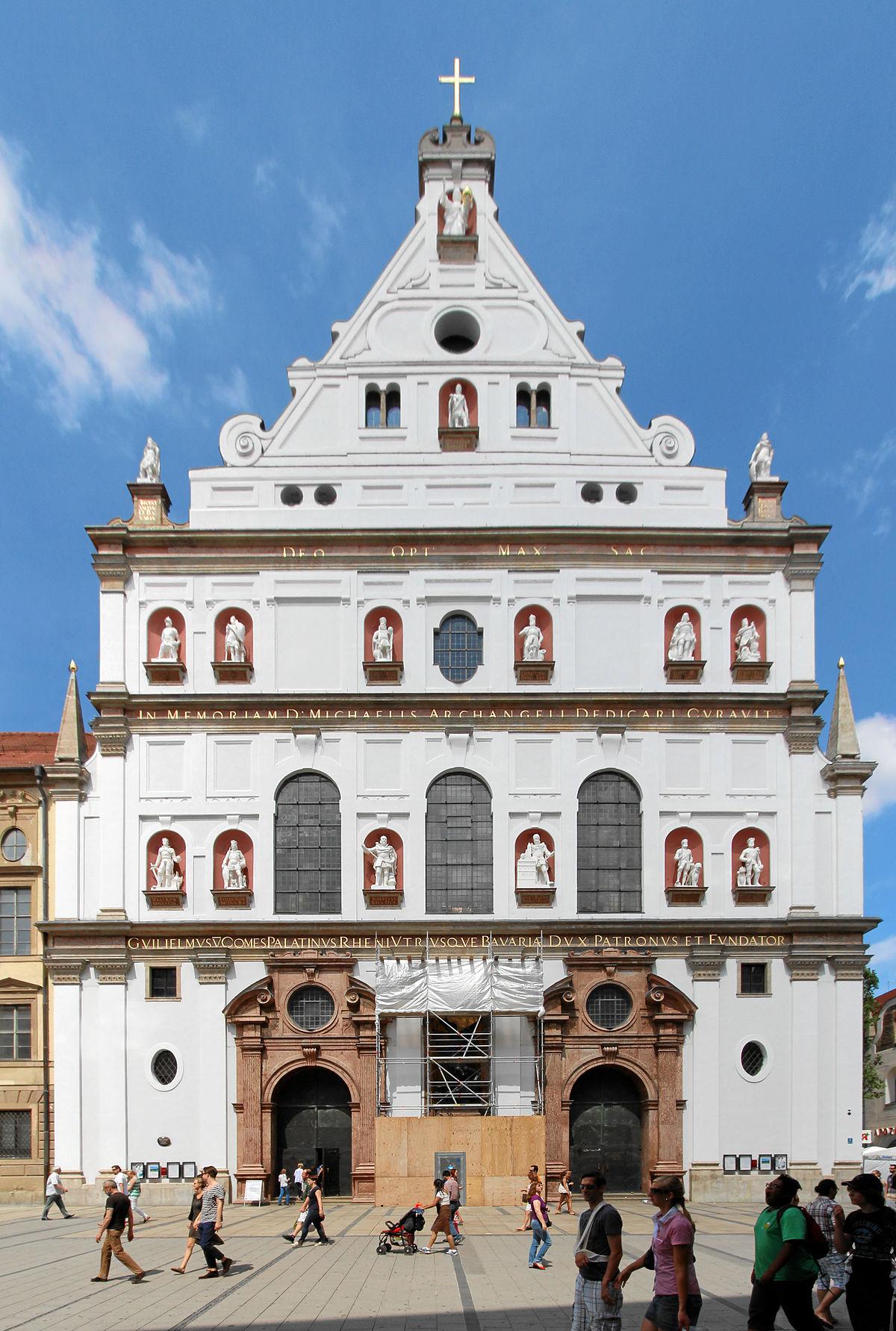 St Michaels Kirche
