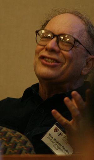 Michael Boudin - Image: Michael Boudin at Berkman Center
