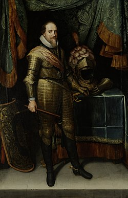 Maurice of Nassau, Prince of Orange - Wikipedia, the free ...