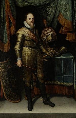 Van Dyke beard - Image: Michiel Jansz van Mierevelt Maurits prins van Oranje
