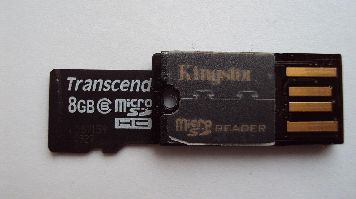 Memòria USB - Viquipèdia, l'enciclopèdia lliure