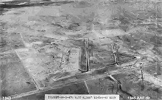 Midland Army Airfield - Midland Army Airfield, Texas, 13 October 1943