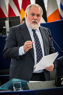 Miguel Arias Cañete Spanish politician