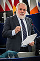 Miguel Arias Cañete Parlement européen Strasbourg 26 nov 2014 02.jpg