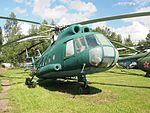 Mil Mi-8T at Central Air Force Museum Monino pic6.JPG