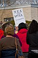 Milwaukee Public School Teachers and Supporters Picket Outside Milwaukee Public Schools Adminstration Building Milwaukee Wisconsin 4-24-18 1032 (40833960775).jpg