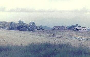Mining at Loma de Hierro