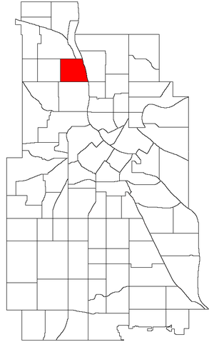 McKinley, Minneapolis - Image: Minneapolis Mc Kinley Neighborhood