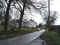 Minor lane near Groes - geograph.org.uk - 142406.jpg