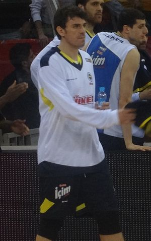 EuroLeague records since the 2000–01 season - Mirsad Türkcan holds the records for most defensive rebounds and highest defensive rebounds average in a season