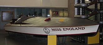 Miss England I - Image: Miss England I