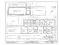 Mission San Luis Obispo de Tolosa, Monastery, 782 Monterey Street, San Luis Obispo, San Luis Obispo County, CA HABS CAL,40-SANLO,1A- (sheet 1 of 4).png