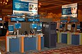 Mitel Sun tradeshow display and Bellagio room 2007.jpg