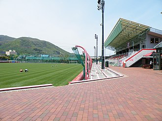 Shiroi Koibito - Miyanosawa Shiroi Koibito Football Stadium.