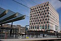 Modern Gouda administration building just beside the Central station of Gouda - panoramio.jpg