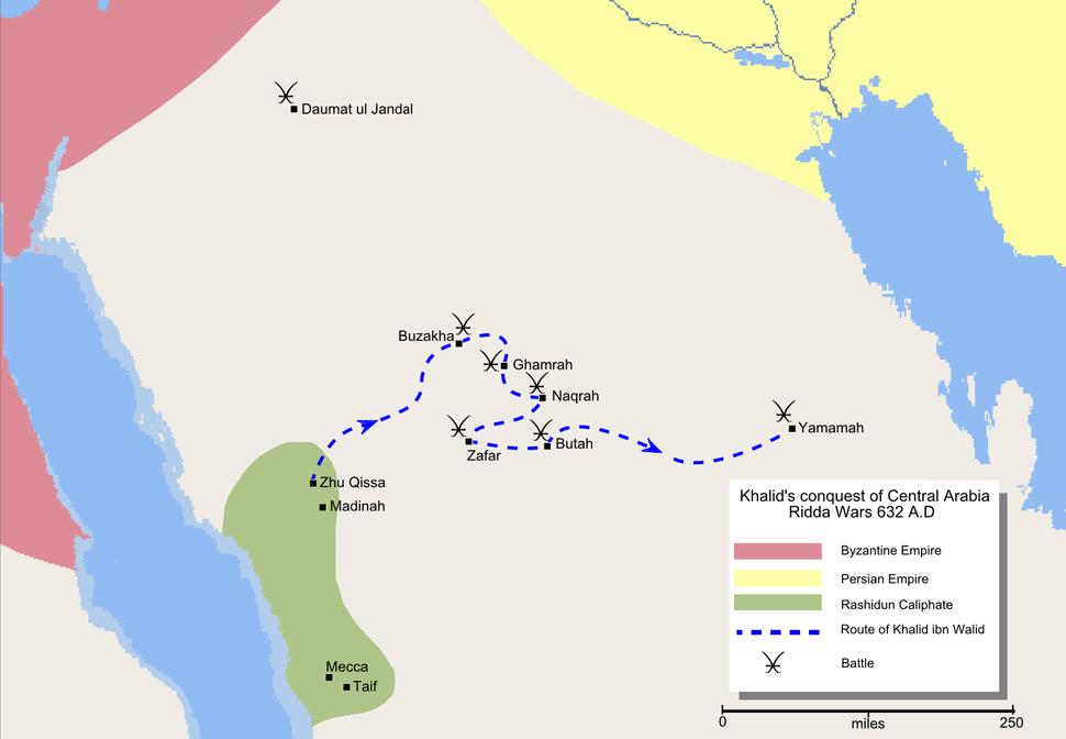 Mohammad adil rais-conquest of Arabia