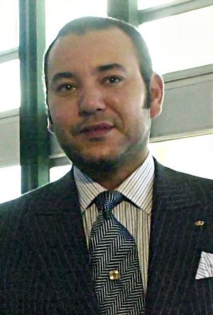 Cherifian Anthem - Mohammed VI, king of Morocco.