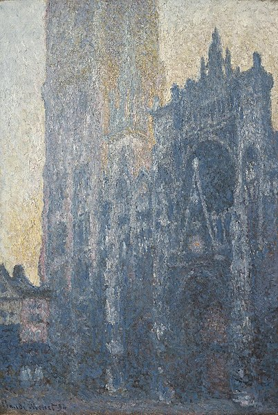rouen cathedral - image 7