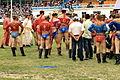 Mongolskie zapasy na stadionie w Ułan Bator 06.JPG