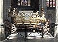 Mons Saint Waltrude Church Golden Coach 01.JPG