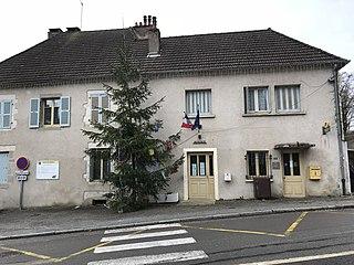 Montbarrey Commune in Bourgogne-Franche-Comté, France