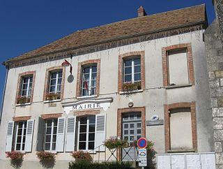 Montigny-Lencoup Commune in Île-de-France, France