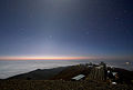 Moonlight and Zodiacal Light Over La Silla Observatory.jpg