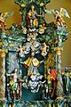 Moosburg Pfarrkirche suedliche Seitenkapelle Nepomukaltar 07082011 521.jpg