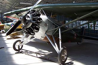 Morane-Saulnier MS.230 - MS.230 at Praha-Kbely museum