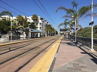 Morena/Linda Vista station