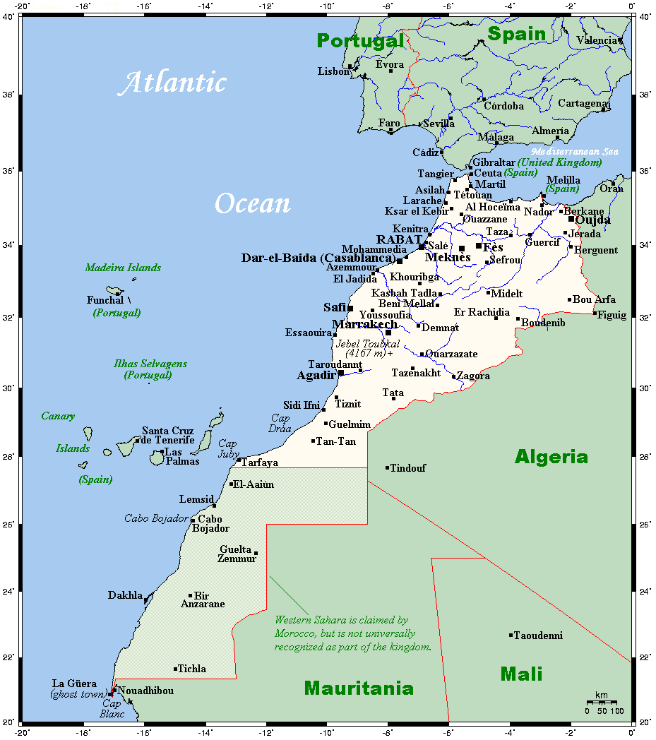MoroccoWesternSaharaOMC