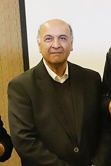 Morteza Mohasses in Asian B degree coaching Classes, Tehran, December 2019 (cropped).jpg