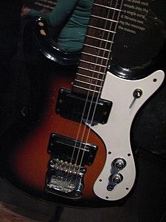 Mosrite American guitar brand
