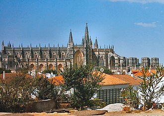 Battle of Aljubarrota - The Batalha Monastery