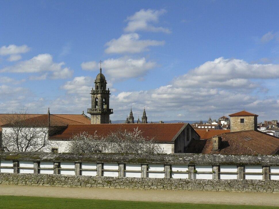 Mosteiro de San Domingos de Bonaval - Santiago de Compostela