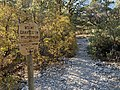 Mount Charleston Wilderness Sign on Fletcher Canyon Trail.jpg