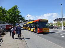 bus 1a københavn