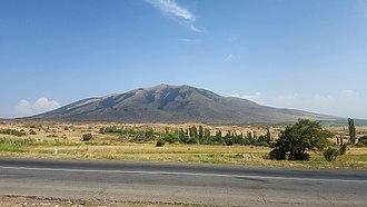 Ara (mountain) - Image: Mt Ara