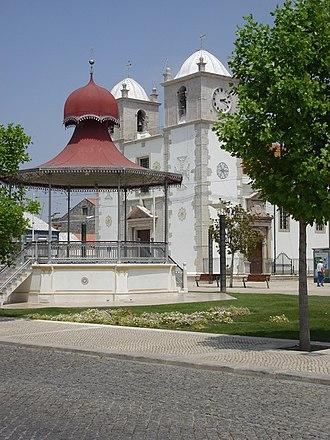Montijo, Portugal - Praça da República, Montijo