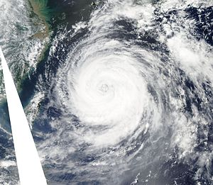 Typhoon Muifa (2011) - Image: Muifa Aug 5 2011