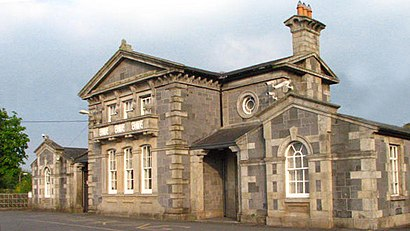 How to get to Bagenalstown with public transit - About the place
