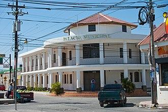 Ipala, Guatemala - Town hall