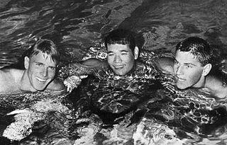 Tsuyoshi Yamanaka Japanese swimmer