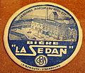 Musée Européen de la Bière, Beer coaster pic-162.JPG