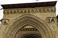 Museo Zuluaga, antigua iglesia de San Juan de los Caballeros, Segovia, detalle dintel.jpg