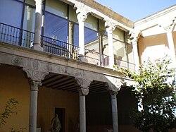 PROPUESTAS DE RULADA DE LA COMUNIDAD DE MADRID - DOMINGO 8 DE MARZO 250px-Museo_de_los_Or%C3%ADgenes_Madrid_patio