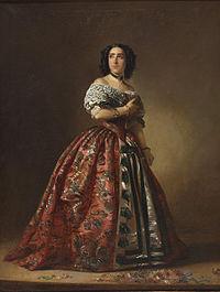 Museo del Romanticismo - CE0068 - Teodora Lamadrid en Adriana Lecouvreur.jpg