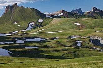 "Alpine Loop National Back Country Byway - ""Wilderness along the Alpine Loop in Colorado""."