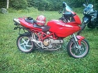 Ducati Multistrada - 2006 Multistrada 1000DS