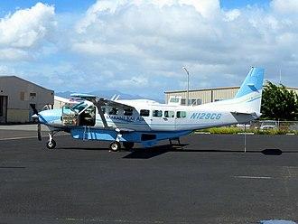 Makani Kai Air - Makani Kai Air Cessna 208 at Honolulu International Airport